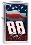 Dale Jr With Flag