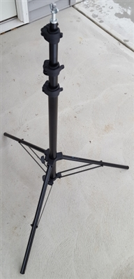 10' Telescoping Mast and Tripod Combo - Antenna, Lighting or Cameras!