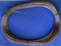 Davis RF Flex Weave 14 Gauge Bare Copper Antenna Wire Rope