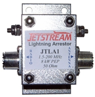 Jetstream JTLA1 Lightning Arrestor - 1.5MHz to 200 MHz