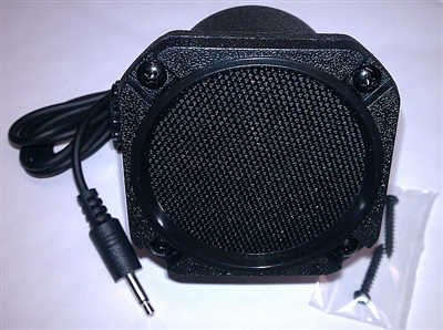 "Jetstream JTSP1 Remote / Mobile Speaker with 2-1/4"" Mylar Speaker"