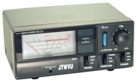 JETSTREAM JTWVU - 140 MHz to 525 MHz SWR / RF Power Meter
