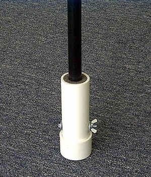"Table Leg Extenders - 2"" Rise for Tables with Straight Legs.  Ideal for Wheelchair Access!"