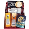 Packers Snacker Gift Basket