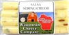 Salsa String Cheese 4oz.  Case of 12
