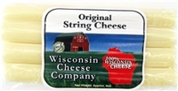 Plain/Original String Cheese 8 oz.  Case of 12