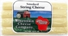 Smoked String Cheese 8 oz.   Case of 12