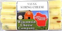 Salsa String Cheese 8 oz.  12 ct