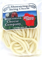 8oz. Shoe String Cheese  Case of 12