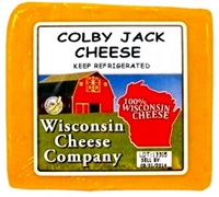 Colby Jack Cheese Block 7.75oz.