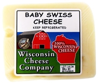 Baby Swiss Cheese Block 7.75oz.