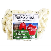 Dill Garlic Cheese Curds 12oz.