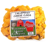 Jalapeno Cheese Curds 12oz.