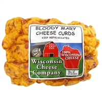Bloody Mary Cheese Curds 12oz.