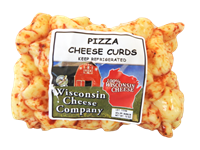 Pizza Cheese Curds 12oz.