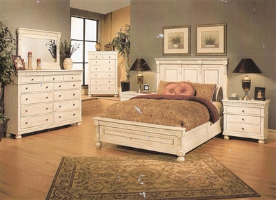 SAN JOSE BEDROOM SET