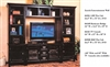 ZURICH ENTERTAINMENT WALL UNIT