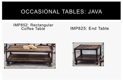 JAVA OCCASIONAL TABLE