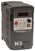 1HP 3PH 230V VFD N3-201-C TECO-WESTINGHOUSE VARIABLE FREQUENCY DRIVE