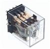 PBC-REC-4P5A-220AC ICE CUBE GENERAL PURPOSE RELAY DRY CIRCUIT SQUARE BASE 14-BLADE 4PDT 5AMP 220V-COIL MY4