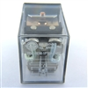 PBC-REM-1P16A-24VAC ICE CUBE GENERAL PURPOSE RELAY MINIATURE SQUARE BASE 8-BLADE 1PDT 16AMP 24V-COIL LY1 RH2B-U-AC120