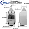 YC-40M11-11 YuCo LIMIT SWITCH