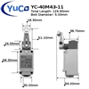 YC-40M43-11 YuCo LIMIT SWITCH
