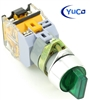YC-SS22XPMA-I2G-6 ILLUMINATED SELECTOR SWITCH
