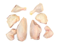 CHICKEN CUT IN EIGHTS