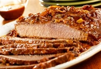 ROASTED BEEF BRISKET