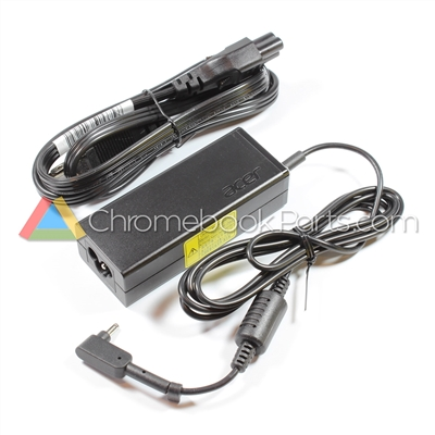 Acer 11 C730E Chromebook AC Power Adapter - KP.0450H.001