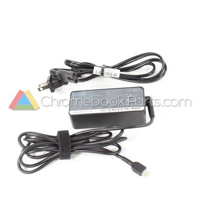 Lenovo 11 100e Chromebook AC Power Adapter - 00HM664