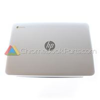 HP 14 AK-Series Chromebook LCD Back Cover, Silver - 830859-001