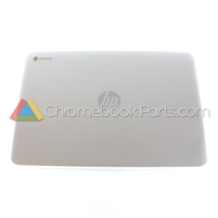 HP 14 SMB Chromebook LCD Back Cover, White - EAY01004010