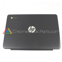 Front and Back of HP 11 G5 LCD Back Cover - 906716-001
