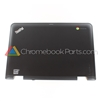 Lenovo Yoga 11e 3rd Gen (20GE) Chromebook LCD Back Cover - 01AV974