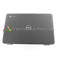 Dell 11 5190 Chromebook LCD Back Cover w/ Sensor Board - 6HNKY