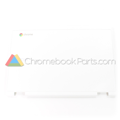 Acer 11 CB5-132T Chromebook LCD Back Cover, White - 60.G54N7.001