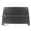 Dell 11 3120 Chromebook LCD Back Cover w/ skins - 3CP5R