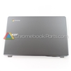 Acer 11 C720P Chromebook LCD Back Cover, Gray - 60.MJAN7.001
