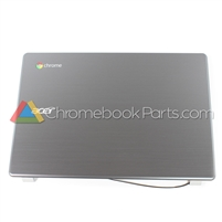 Acer 11 C740 Chromebook LCD Back Cover - 60.EF2N7.002