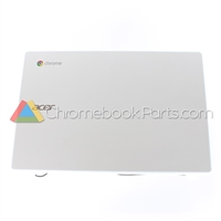 Acer 11 C720P Chromebook LCD Back Cover, White