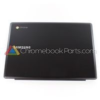 Samsung 11 XE503C12 Chromebook LCD Back Cover, Black
