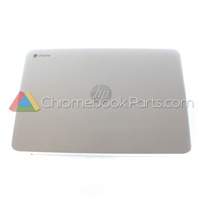 HP 14 Q-Series Chromebook LCD Back Cover, White - WWAN Version - 740139-001