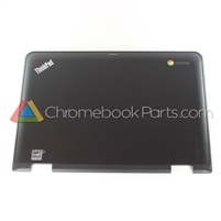 Lenovo 11e 4th Gen (20J0) Chromebook LCD Back Cover - 01HY392