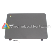 Acer 11 C731 Chromebook LCD Back Cover - 60.GM9N7.001