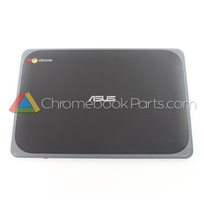 Asus 11 C202SA Chromebook LCD Back Cover, Dark Gray
