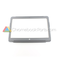 HP 14 X013DX Chromebook LCD Bezel