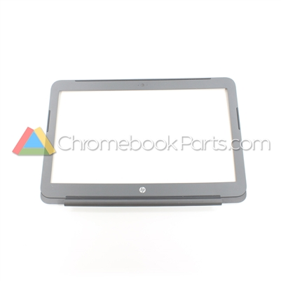 HP 14 X013DX Chromebook LCD Bezel - 787708-001
