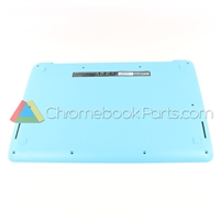 Asus 13 C300 Chromebook Bottom Cover, Blue